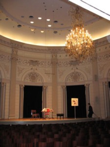 Kleine Zaal, Concertgebouw