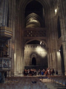 Trondheim Soloists at Canterbury Cathedral